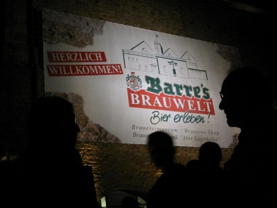 2003 Herrenabend in Barres Brauwelt
