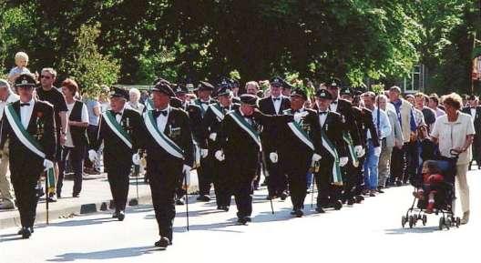 Schützenfest 2001