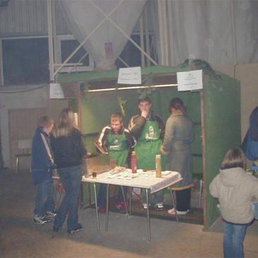 2004 Weihnachtsmarkt
