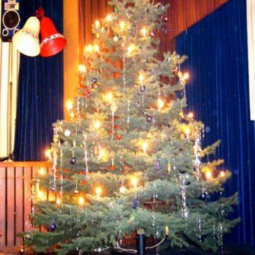 2004 Weihnachtsfeier der 2. Kompanie