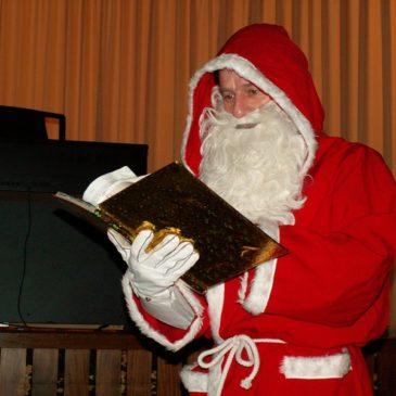 2009 Weihnachtsfeier der Zwoten