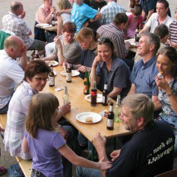 2010 Grillen in Liekwegen