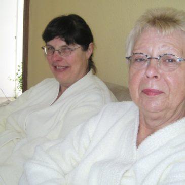 2010 Wellnesswochenende der Frauen der Zwoten