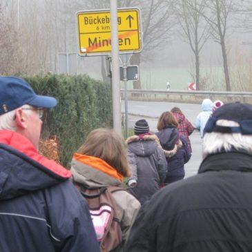 2013 Winterwanderung der Zwoten