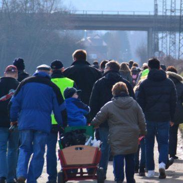 2015 Winterwanderung durch Neesen