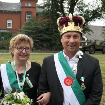 2018 Neesen hat ein neues Königspaar!