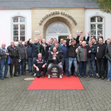 2019 Krombacher Brauereibesichtigung